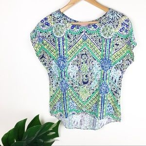 Lilly Pulitzer | Graphic tee